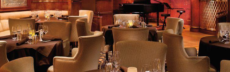 Restaurant du bateau de croisière Silver Spirit