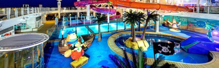 Casino du bateau de croisière Norwegian Getaway
