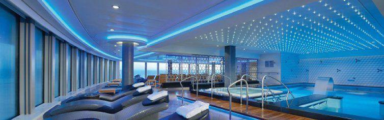 Spa du bateau de croisière Norwegian Getaway