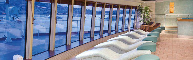 Spa du bateau de croisière Norwegian Jewel