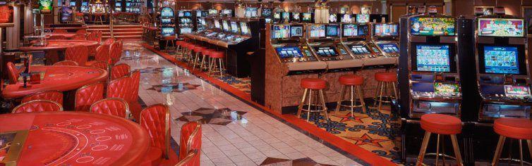 Casino du bateau de croisière Norwegian Spirit