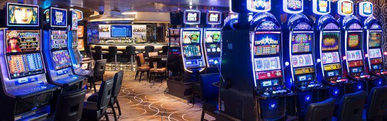 Casino du bateau de croisière MS Koningsdam