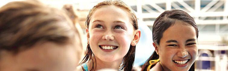 Club dédié aux enfants du bateau de croisière MS Koningsdam