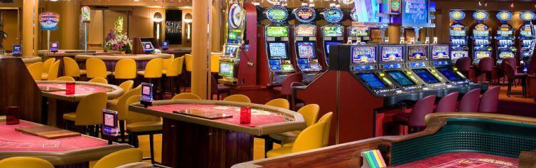 Casino du bateau de croisière MS Maasdam