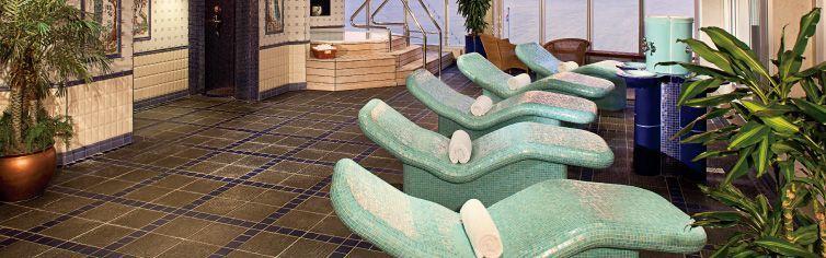 Spa du bateau de croisière MS Rotterdam