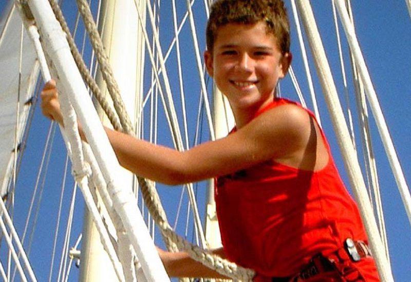 Les enfants aussi s'amusent à bord du bateau de croisière du Star Clipper