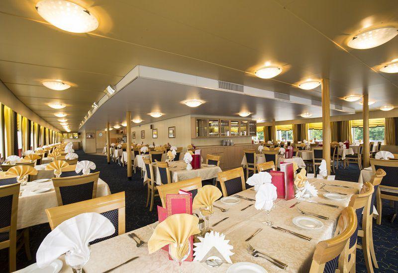 Restaurant du Ms Georgy Chicherin
