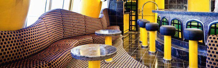 Bar du bateau de croisière Costa Fascinosa
