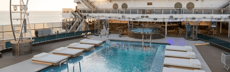 Piscine MSC Seaside