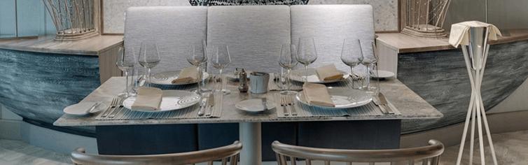 Restaurant MSC Seaside