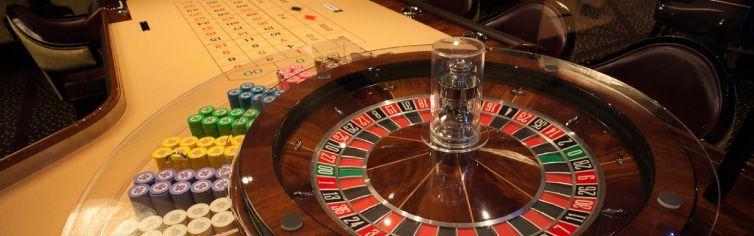 Casino du bateau de croisière Seabourn Ovation