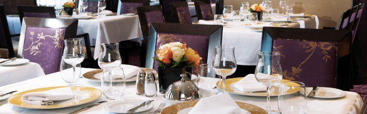 Buffet restaurant du bateau de croisière Costa Neoriviera