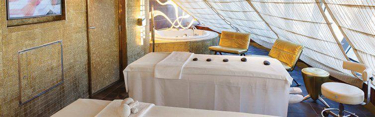 Spa du bateau de croisière Costa Diadema