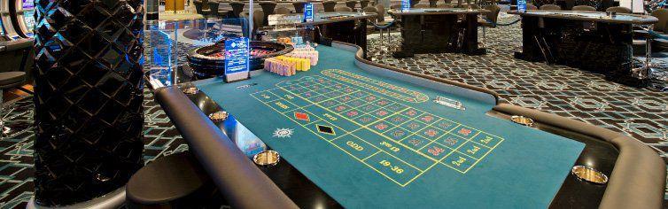 Casino du bateau de croisière MSC Divina