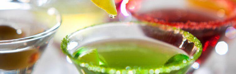 Le Martini Bar du bateau de croisière Celebrity Silhouette