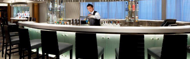 Martini Bar du bateau de croisière Celebrity Infinity