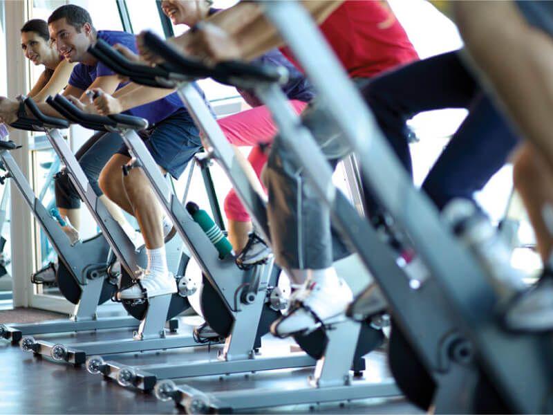 Fitness club du bateau de croisière Celebrity Summit
