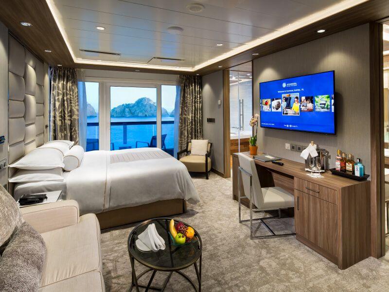 Suite Spa du bateau de croisière Azamara Journey