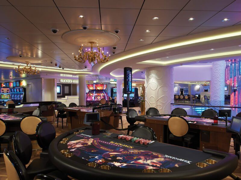 Casino du bateau de croisière Norwegian Breakaway