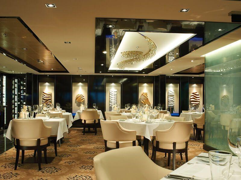 Heaven Restaurant du bateau de croisière Norwegian Breakaway