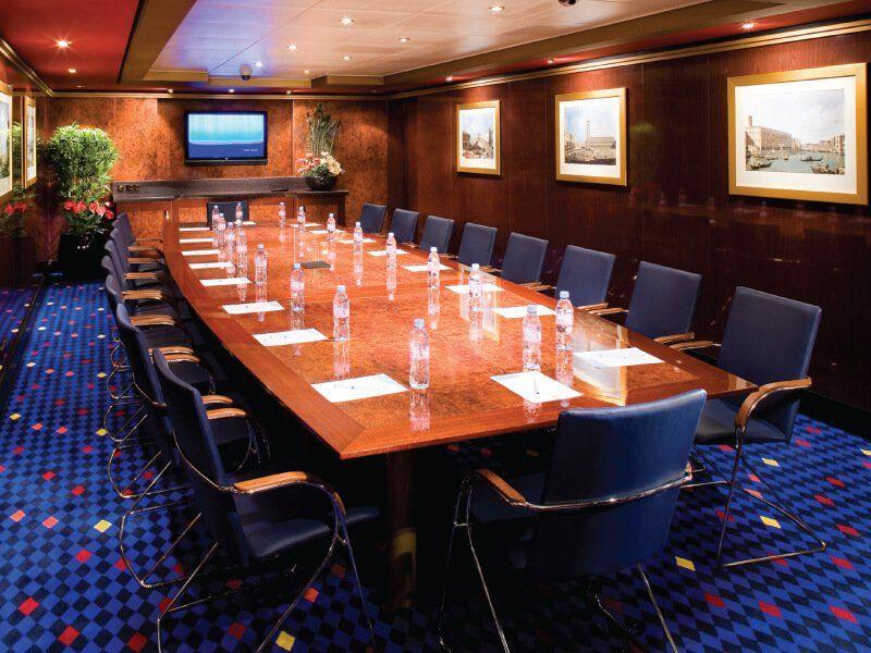 Meeting Room du bateau de croisière Norwegian Gem