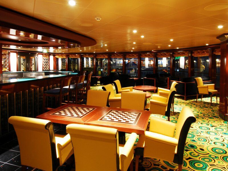 Star Bar du bateau de croisière Norwegian Jade