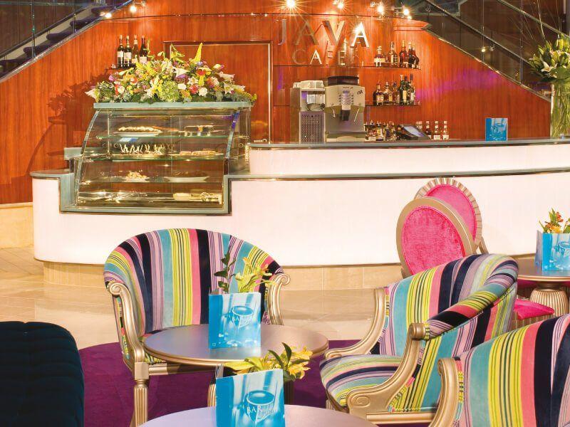 Café Java du bateau de croisière Norwegian Jewel