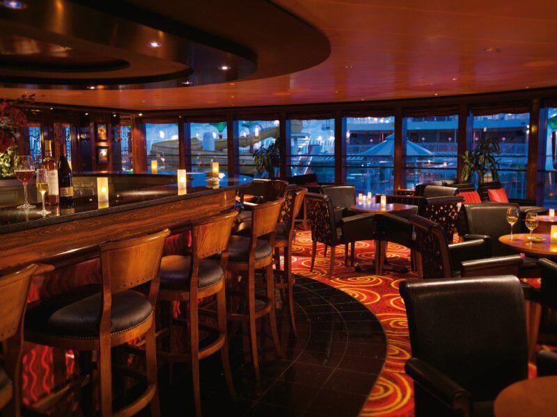 Star Bar du bateau de croisière Norwegian Pearl