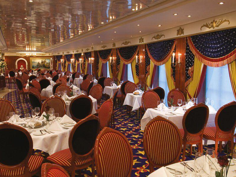 Restaurant Liberty du bateau de croisière Pride of America