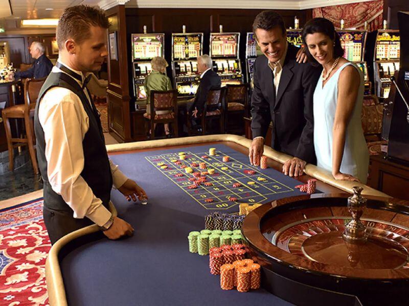 Casino du bateau de croisière Nautica