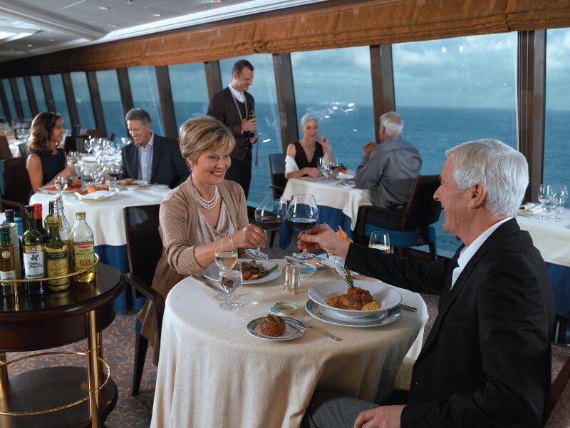 Toscana du bateau de croisière Riviera