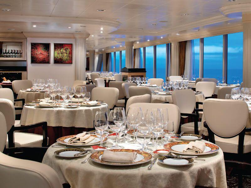 Toscana du bateau de croisière Sirena