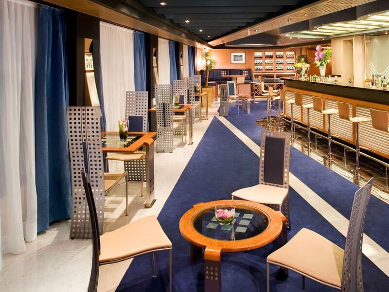 Pinnacle Bar du bateau de croisière MS Eurodam