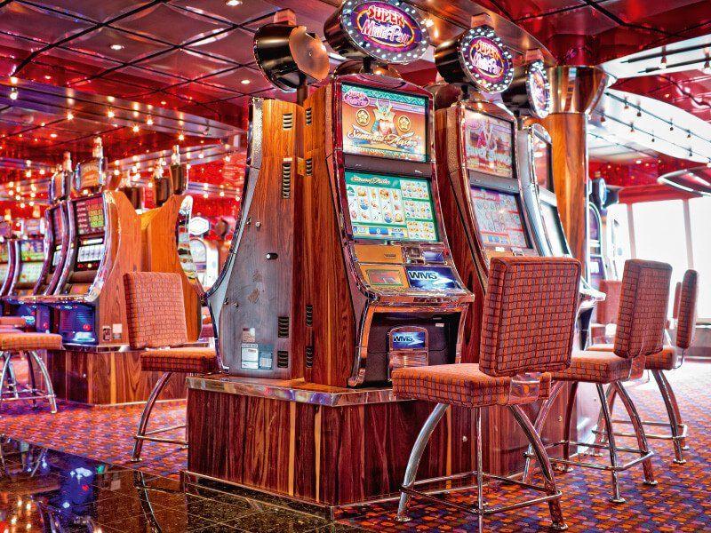 Casino du bateau de croisière Costa Fascinosa