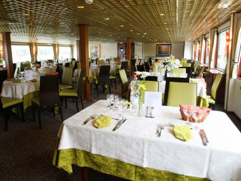 Restaurant du bateau MS Michelangelo