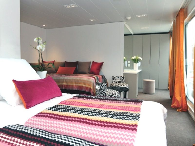 Suite du Ms Camargue