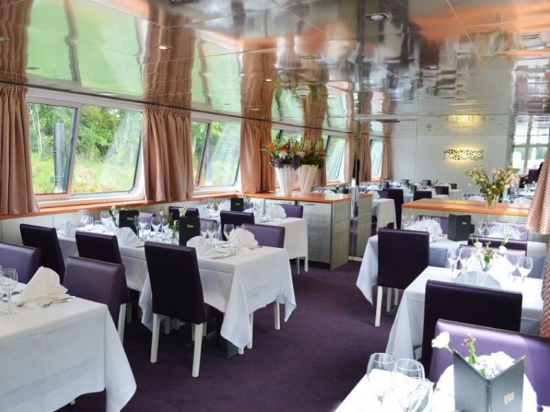 Restaurant du bateau Raymonde
