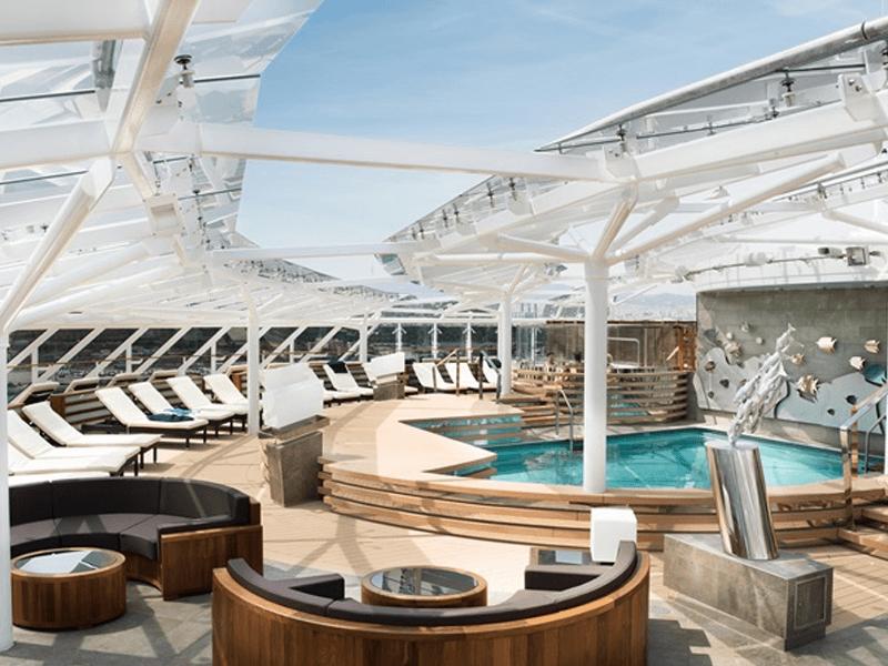 Yacht Club MSC Bellissima