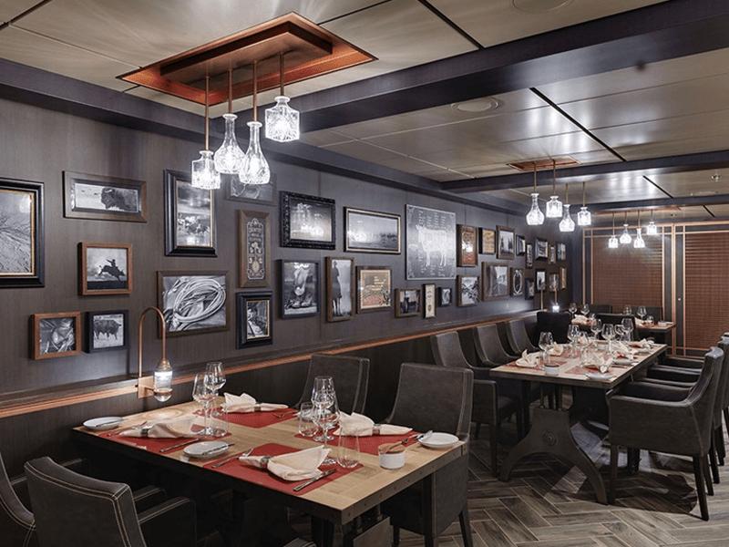 Restaurant   MSC Grandiosa