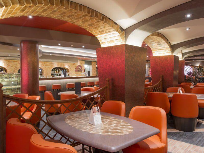 Pizzeria la Locanda  du bateau de croisière MSC Preziosa