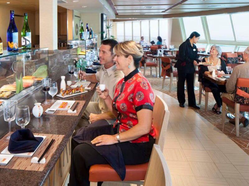 Restaurant-Asiatique-Izumi-Radiance-of-the-Seas