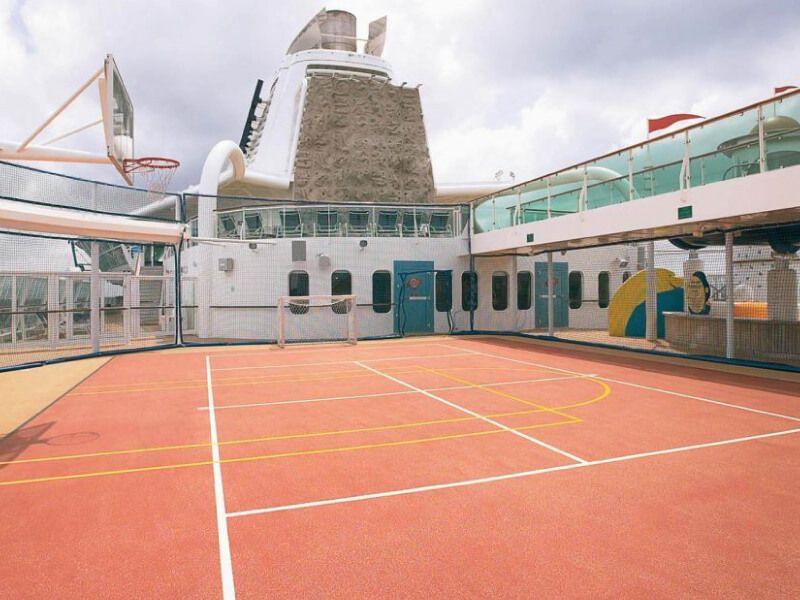 Terrain-de-sport-Radiance-of-the-Seas