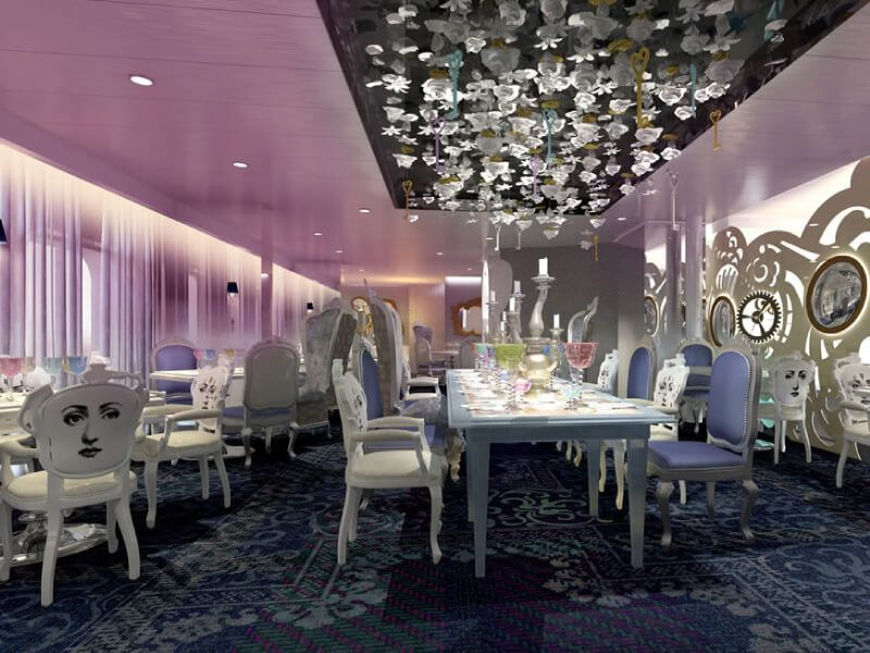 Restaurant-Wonderland-Anthem-of-the-Seas