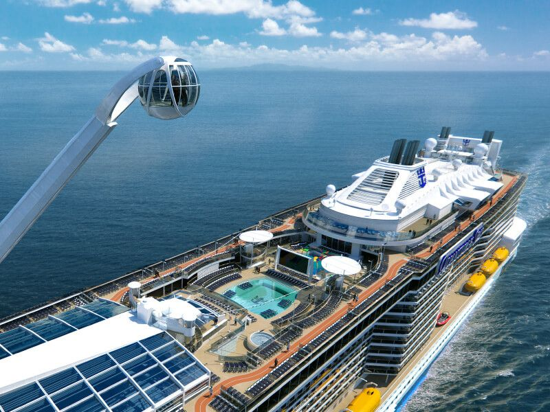 Vue-Drone-Anthem-of-the-Seas