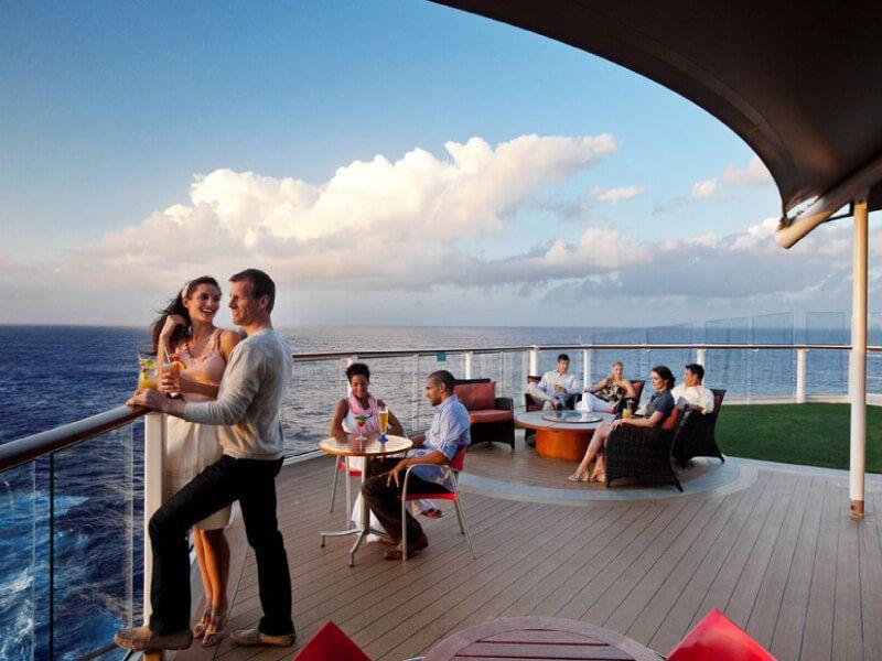 Suset bar du bateau de croisière Celebrity Eclipse