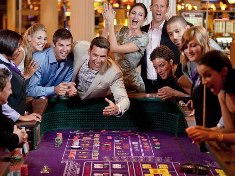 Casino du bateau de croisière Celebrity Silhouette