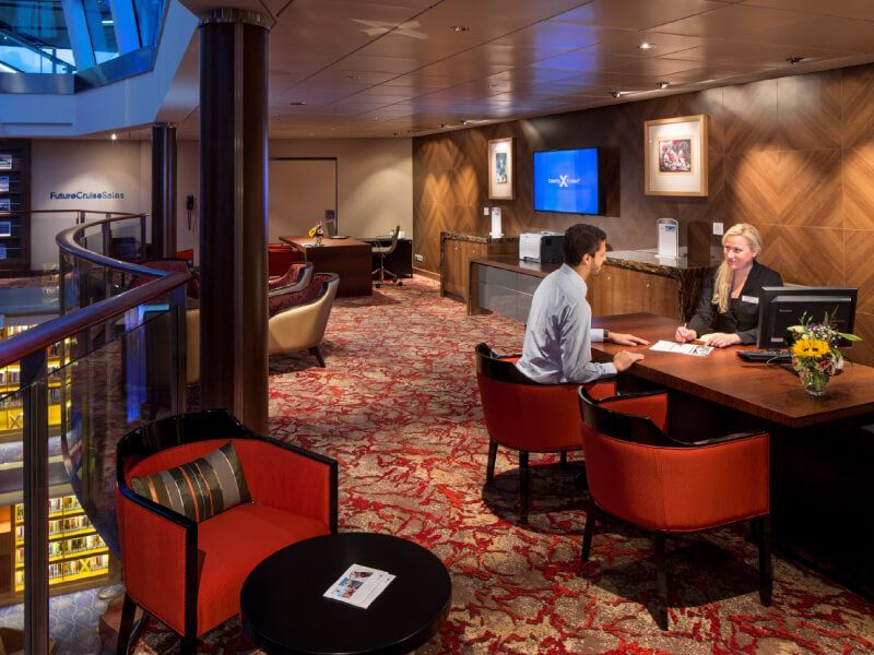 Future Cruise : Celebrity Reflection