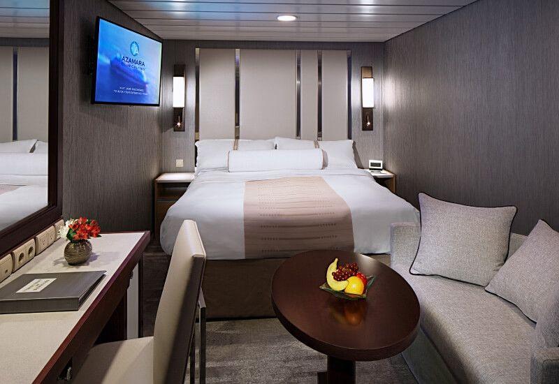 Cabine Intérieure du bateau de croisière Azamara Quest