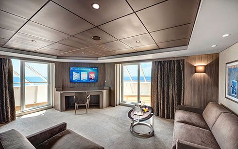 Suite MSC Yacht Club du MSC Virtuosa