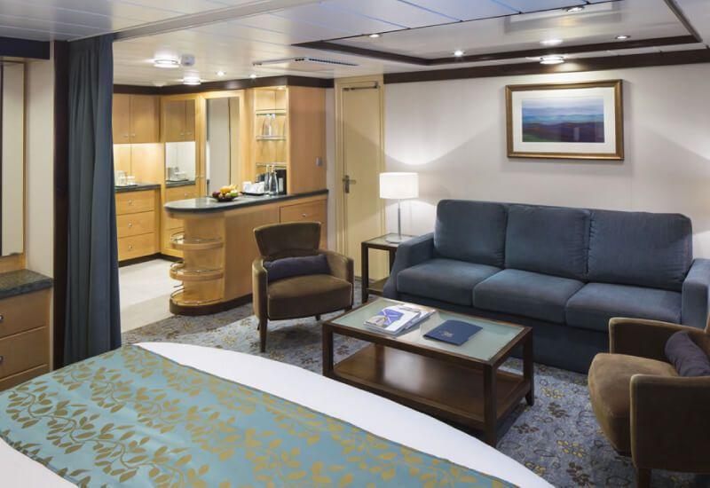 Suite du bateau de croisière Adventure of the Seas